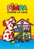 Pimpa scopre la casa