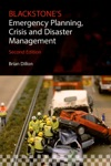 Blackstones Emergency Planning Crisis And Disaster Management
