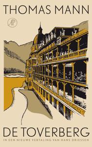 De toverberg Boekomslag