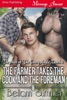 The Farmer Takes The Cook And The Foreman [The Men Of The Crazy Angle Ranch 3]