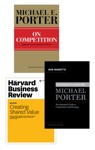 Strategy And Competition The Porter Collection 3 Items