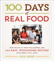 Lisa Leake - 100 Days of Real Food artwork