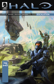 Halo: Escalation #7 book
