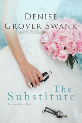 The Substitute book cover