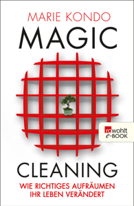 Magic Cleaning Buch-Cover