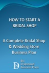 How To Start A Bridal Shop A Complete Bridal Shop  Wedding Store Business Plan