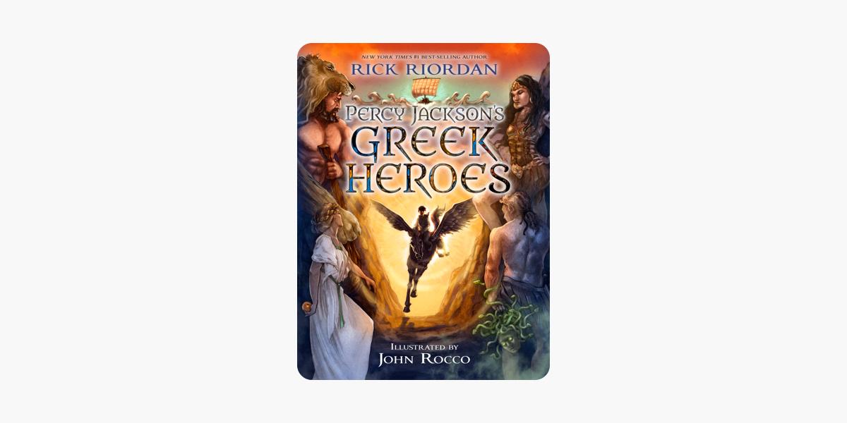 Percy Jackson Ebook For Ipad
