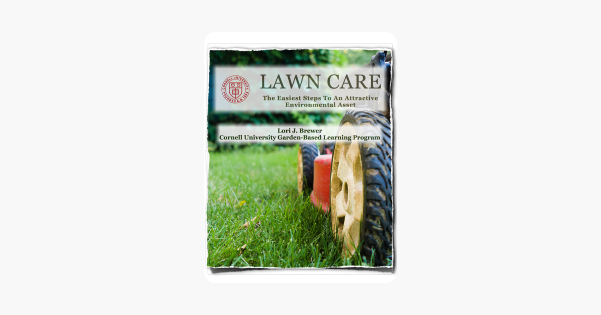 Lawn Care On Apple Books