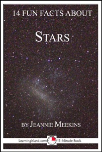 14 Fun Facts About Stars: A 15-Minute Book da Jeannie Meekins