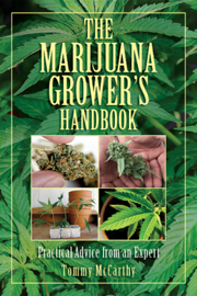 The Marijuana Grower's Handbook book