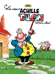 Achille Talon - Tome 1 -Les idées d'Achille Talon, cerveau choc La couverture du livre martien