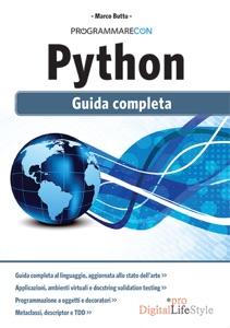 Programmare con Python Book Cover
