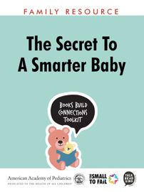 The Secret to a Smarter Baby book