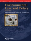 Environmental Law And Policy 4th Concepts And Insights Series