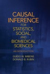 Causal Inference For Statistics Social And Biomedical Sciences