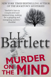 Murder on the Mind book
