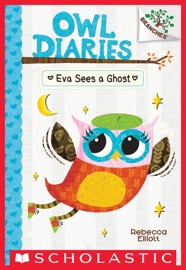 EVA SEES A GHOST: A BRANCHES BOOK (OWL DIARIES #2)