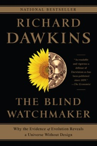 The Blind Watchmaker: Why the Evidence of Evolution Reveals a Universe without Design Book Cover