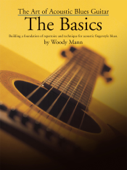 The Art of the Acoustic Blues Guitar: The Basics