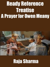 Ready Reference Treatise A Prayer For Owen Meany