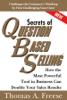 Thomas Freese - Secrets of Question-Based Selling kunstwerk