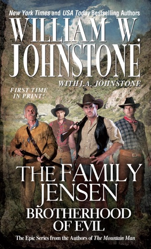 William W. Johnstone & J.A. Johnstone - Brotherhood of Evil