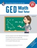 GED® Math Test Tutor, For The New 2014 GED® Test