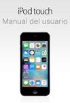 Manual del usuario del iPod touch para iOS 9.3