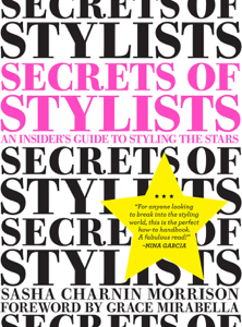 Secrets of Stylists Libro Cover