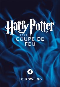 Harry Potter et la Coupe de Feu (Enhanced Edition) Couverture de livre
