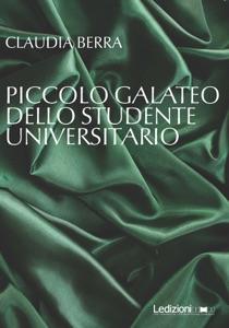 Piccolo galateo dello studente universitario Book Cover