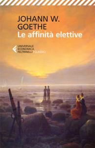 Le affinità elettive Libro Cover