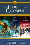 Heroes Of Olympus Books I-III