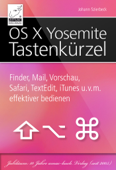 OS X Yosemite Tastenkürzel