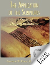 The Application of the Scriptures