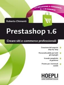Prestashop 1.6 Book Cover