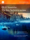 OS X 1010 Yosemite The Ars Technica Review