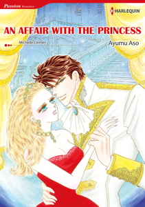 An Affair With the Princess Copertina del libro