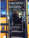 Cubs School Bus Safety