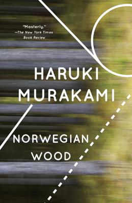 Haruki Murakami - Norwegian Wood book