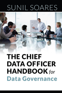 The Chief Data Officer Handbook for Data Governance La couverture du livre martien