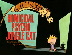 Homicidal Psycho Jungle Cat Boekomslag