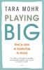 Tara Mohr - Playing big voor vrouwen kunstwerk