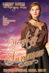 Heart Of Summer The Brides Of Courage Kansas Book 4