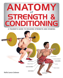 Anatomy of Strength and Conditioning book