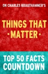 Things That Matter - Top 50 Facts Countdown