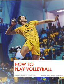 How to Play Volleyball: The Basics