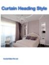 Curtain Heading Style