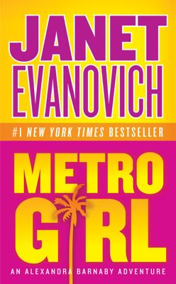 Janet Evanovich - Metro Girl book