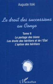 Le Droit Des Successions Au Congo